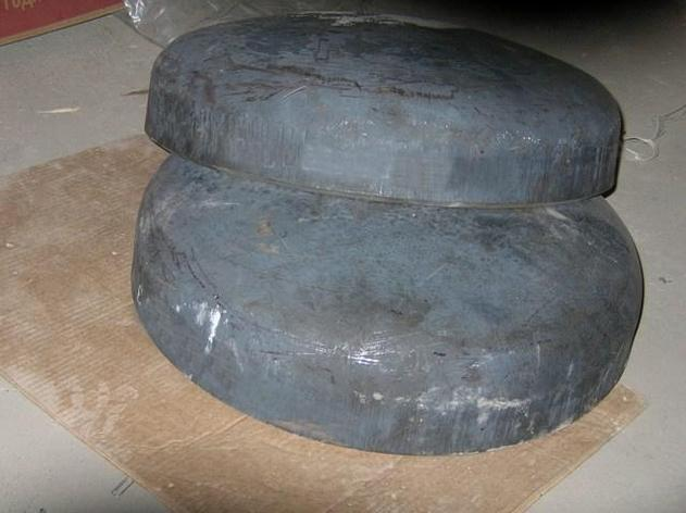 Эллиптическая днища 350 мм, фото 2