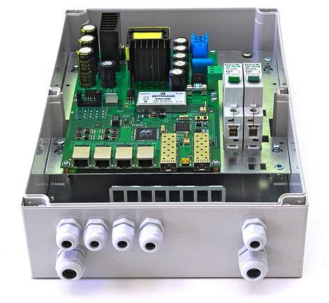 Коммутатор TFortis PSW-2G+  управляемый, фото 2