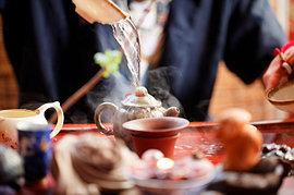 Церемония для истинных ценителей чая