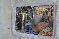 Зеркало старинное, фото 1