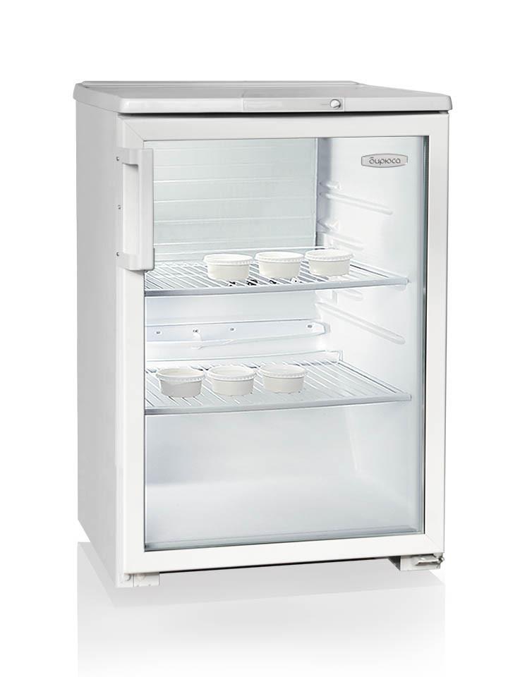 Витринный холодильник шкаф-витрина Бирюса-152