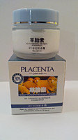 Плацента овечки Крем из элемента овечьей плаценты для добавления влаги за 24 часа