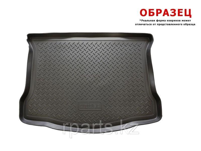 Коврик багажника Ford Focus III хэтчбек 2011-2014