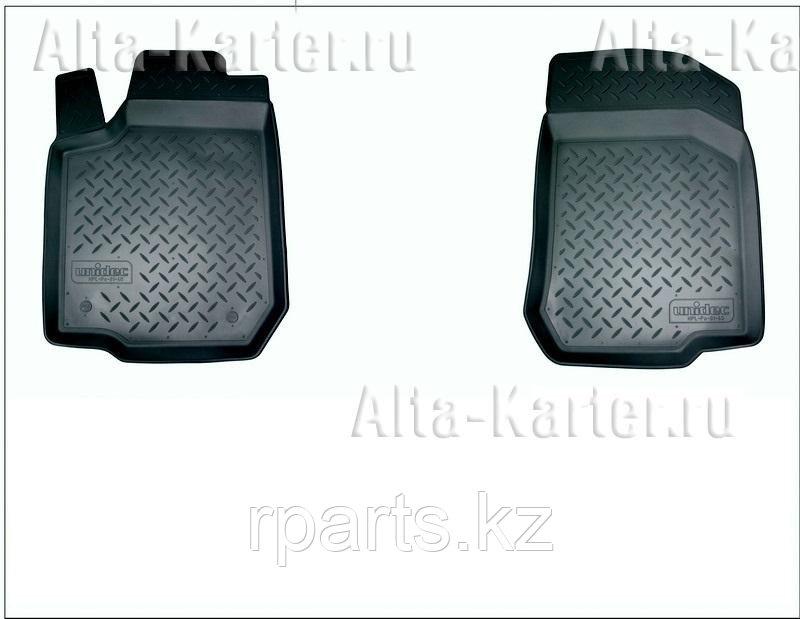 Коврики салона (передняя пара) Nissan Qashqai II T32 2014-