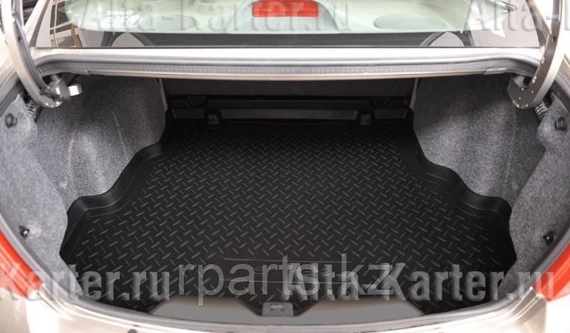 Коврик багажника Nissan Qashqai II T32 2014-