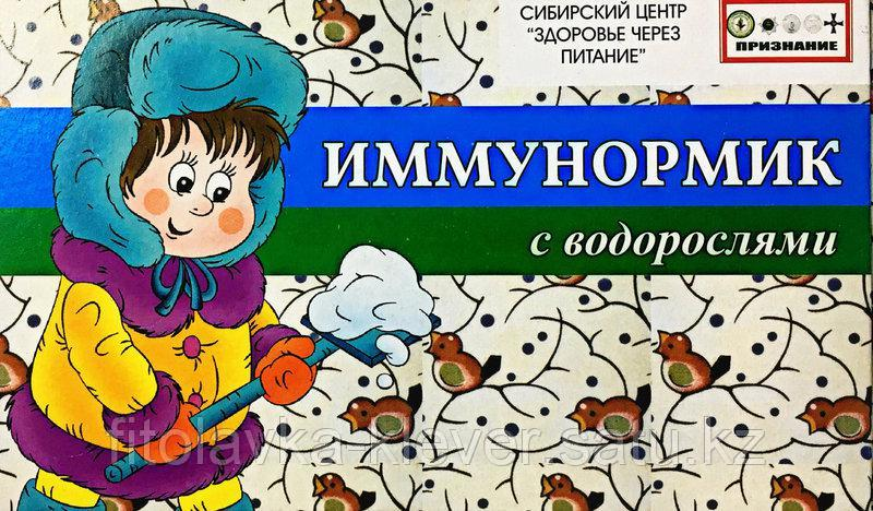 Чай Детский Леканька Иммунормик с водорослями