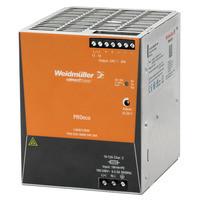 Источник питания регулируемый, 24 V PRO ECO 480W 24V 20A