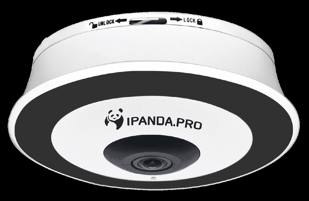 Внутренняя купольная камера PANORAMIC 1080