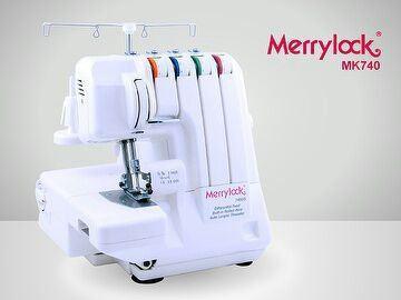 Оверлок Merrylock Janome 740