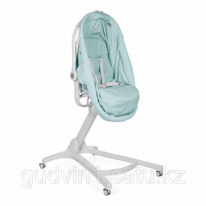 Chicco: Кроватка-стульчик Baby Hug 4-в-1 Aquarelle 1012769
