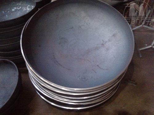Эллиптическая днища д.1300мм, фото 2