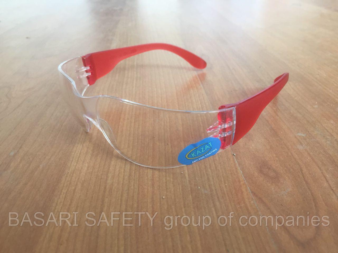 Очки защитные, Защитные очки с антицарапина и антизапотевания покрытием active hummer