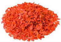 Морковь сушенная резанная кубики 3*3 мм (брикет 1кг)