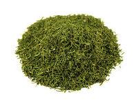 Укроп зелень сухой брикет 1 кг ОРГАНИК