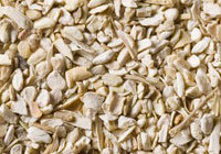 Чеснок сушеный в гранулах 40/60 брикет 1 кг