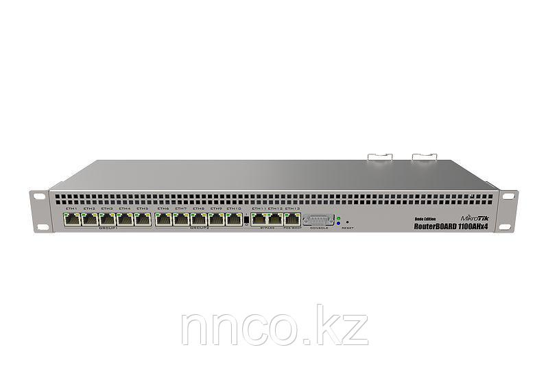 Маршрутизатор MikroTik RB1100AHx4 Dude edition