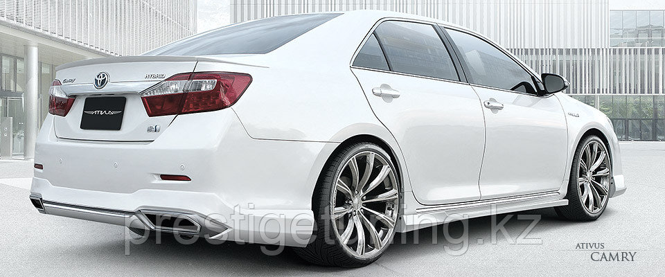 Обвес Ativus design Toyota Camry V50