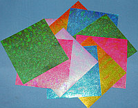Бумага для оригами (ассорти) - 10 листов