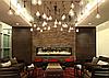 Освещение помещений лампами Эдисона, оформление лампами Эдисона, оформление кафе, ресторанов, потолков, фото 4