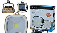 Кемпинговый светодиодный фонарь на солнечных батареях