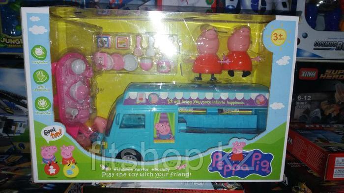 """Игровой набор """"Автобус Пеппы"""""""