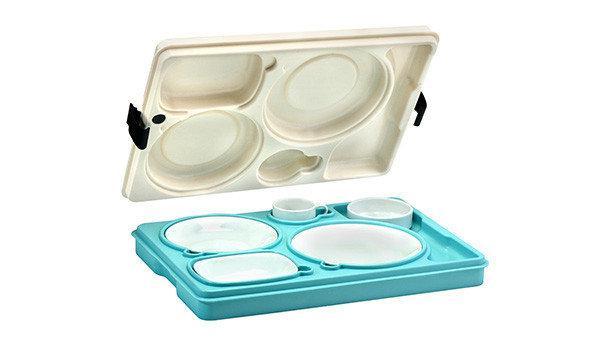 Термоподносы с посудой AVATHERM Resital
