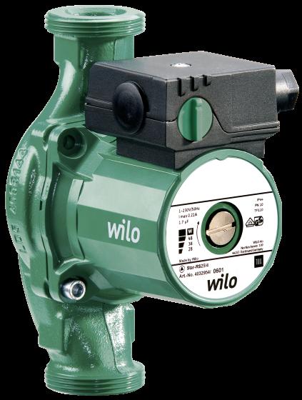 Циркуляционный насос Wilo Star-RS