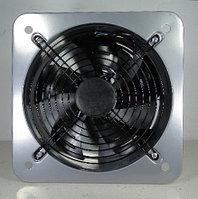 Осевой вентилятор с настенной панелью диаметром 200 мм