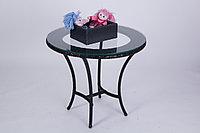 """Обеденный плетёный стол  """"Оптима 2"""""""