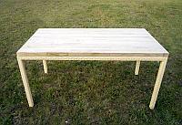 """Обеденный плетёный стол  """"Оптима 3"""""""