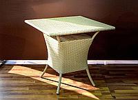 """Обеденный плетёный стол  """"Лара"""", фото 1"""