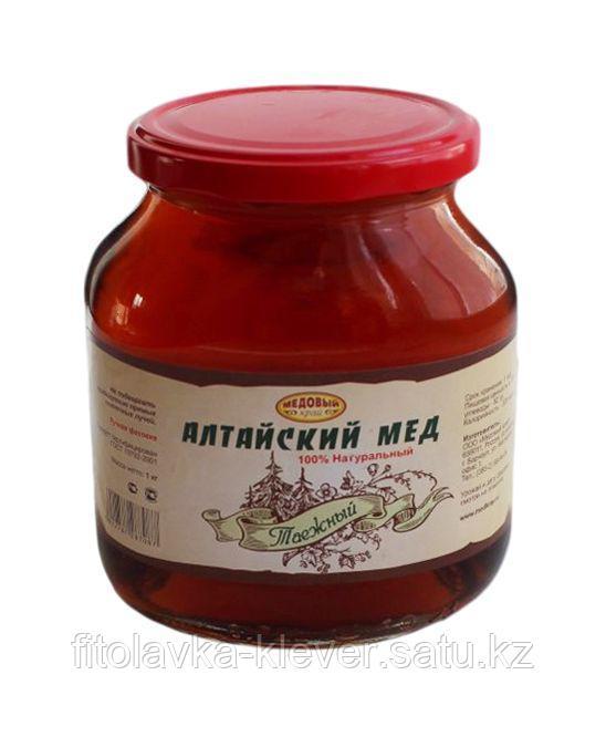 Алтайский мёд таёжный