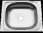 XL 162 Мойка кухонная, накладная, размер 40*50см , толщина 0,4