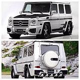 Mercedes G-class
