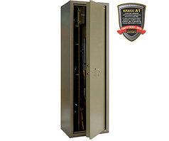 Оружейный сейф Сафари (1500х450х350 мм)