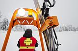 Снегоход 69 Ranger Аlpine 1200 4-ТЕС, фото 4