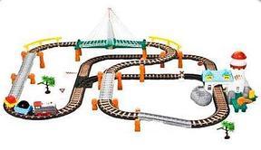Детские дороги и железные дороги