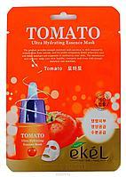 Маска для лица Ekel с экстрактом томата