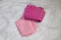 Банты на стулья розовый