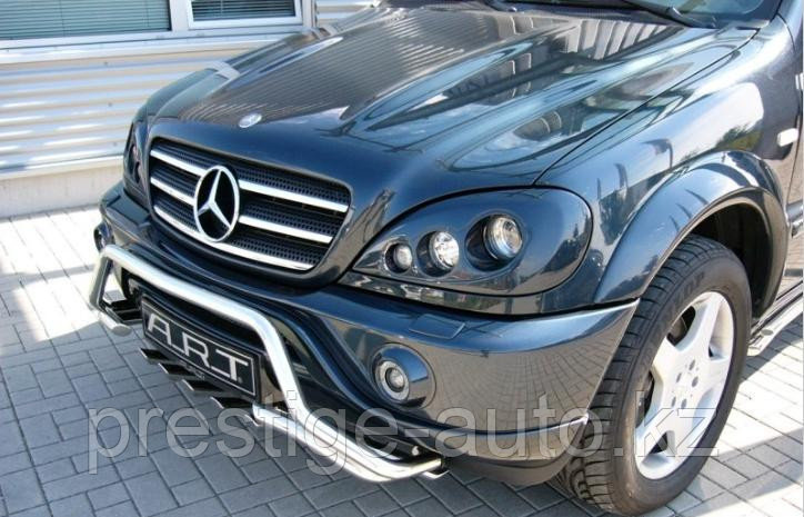 Фары A_R_T на Mercedes ML w163