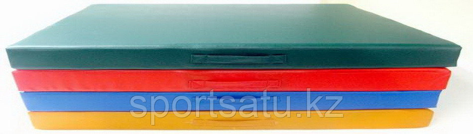 Гимнастические маты брезентовые 2x1 толщина 5 см