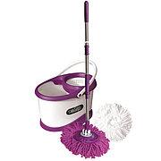 Набор для уборки: ведро с отжимом + швабра, York Prestige 072700