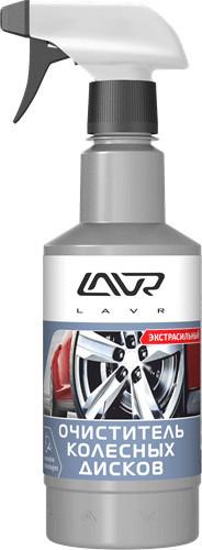 Очиститель колёсных дисков LAVR, 480 мл