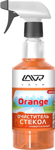 Очиститель стекол Orange LAVR, 500 мл