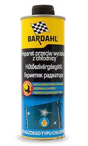 BARDAHL RADIATOR STOP LEAK (стоп-течь системы охлаждения)