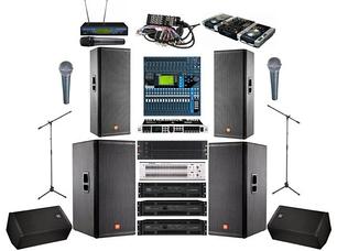 Акустическое - звуковое оборудование