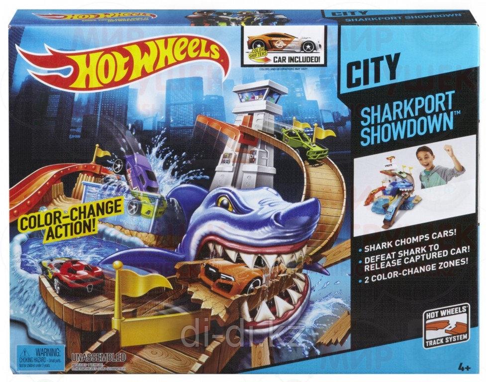 "Игровой набор ""Атака Акулы"" Hot Wheels"