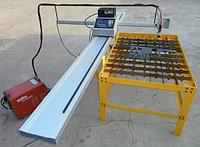 Плазморез с ЧПУ 1500*4000мм портативный для резки металла, фото 1