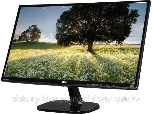 """Монитор 23.8"""" LG 24MP48HQ-P, Black"""