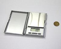 Весы портативные карманные МИДЛ ИНГРИДИЕНТ ЕНА251 (500г/0,1г)